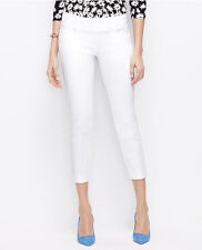 Ann Taylor - Misses & Petite Modern Fit Devin Cropped Pants $69.00 (B52)