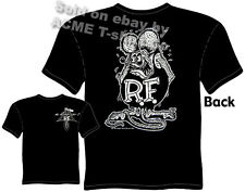 Ratfink T Shirts Ed Roth Rat Fink Big Daddy Clothing Ed Roth T Shirts Black Tee