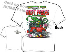 Rat Fink Shirts Hot Rod T Shirts Big Daddy Shirt 1933 33 Willys Remember When