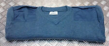 Genuine British RAF Royal Air Force Wool Jumper / Pullover V-Neck All Sizes. NEW