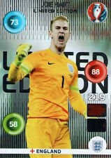 Panini Adrenalyn XL UEFA Euro 2016. Classic Limited Edition 'Joe Hart'