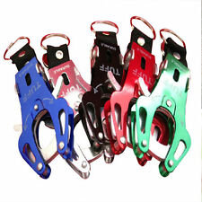 Pop Climb Hook Carabiner Clip Lock Keychain Ring Chain Multicolor Durable