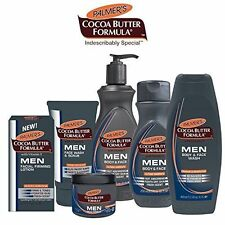 PALMERS COCOA BUTTER FORMULA FOR MEN WITH VITAMIN E FULL RANGE - UK SELLER