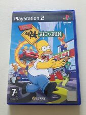 Simpsons Hit and Run for Playstation 2