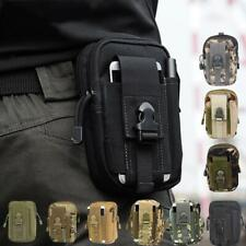 Outdoor Sport Military Tactical Waist Fanny Pack Bag Camping Hiking Nylon Bumbag