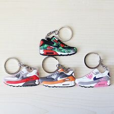 air MAX Boost Style Silicone Keychain Sneaker SOPORT basketball shoes Keychain