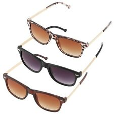 Men WomenRetro Vintage Classic Outdoor Eyewear Sunglasses UV Protection BN
