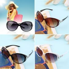 Fashion Women Men Vintage Retro Fashion Mirror Lens Sunglasses Glasses BN