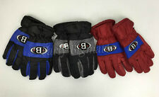 Adult Winter Sports Gloves Ski Snowboard Waterproof- 3 Colours AU Stock G6308