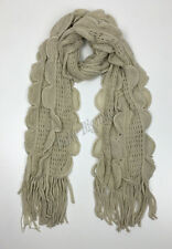 Brand New Ladies Girls Warm Winter Scarf Soft Knit Scarves -7 Colours AU G6317