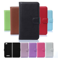 Luxury Magnetic Flip Cover Stand Wallet Leather Case Skin For Nokia Phones