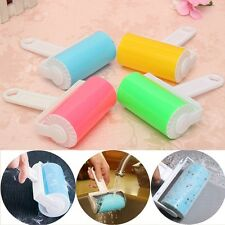 Reuseable Clean Brush Washable Sticky Hair Dust Lint Remove Roller Fluff Carpet