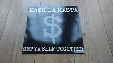 Kash Da Masta ‎– Get Ya Self Together : Big One Records ‎1990 HIP HOP