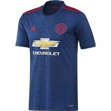 adidas Manchester United 2016 - 2017 Away Soccer Jersey Brand New Kids - Youth