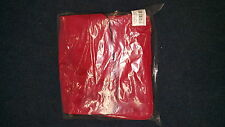 BNWT Oyster Changing bag Tomato