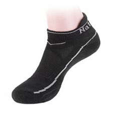 2 Pairs Summer Picks Mens Womens Socks Thin Cotton Low Cut Ankle Socks BN