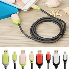 High Quality 5ft Micro USB Data Charger Cable For Samsung Galaxy S3 S4 S7 Note 2
