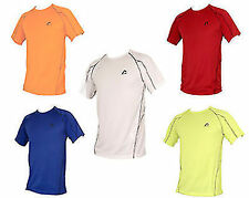More Mile Roma Mens Short Sleeve Running Tee / T-Shirt XS,Small