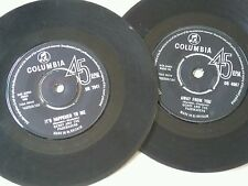 Gerry And The Pacemakers, 2 Vinyl's, It Happened To Me / How Do You Do It, 7