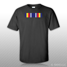 Global War on Terrorism Service Ribbon T-Shirt Tee Shirt Free Sticker