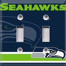 Football Seattle Seahawks~Light Switch Plate Cover~Choose Your Plate~ Home Decor