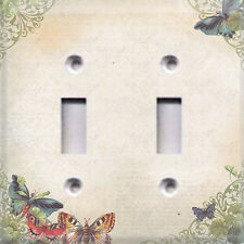Vintage Butterflies Butterfly~ Light Switch Cover~ Home Decor~Choose Your Plate~
