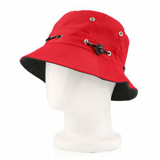 Unisex Bucket Hat Flat Hunting Fishing Outdoor Beach Fashion Summer Cap BG