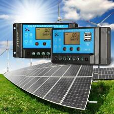 Anself 10A/20A 12V/24V Intelligent Multi-functional Solar Charge Controller C1U4