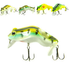 CABO 60mm Holy Frog - Rattling Dive Fishing Hard Lure Wiggle Swimbait