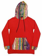 Hudson Outerwear Red Coogi Sweater Colors Hoodie