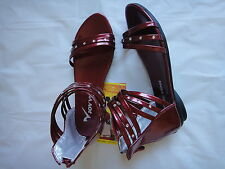 BNWT Stunning Girls(Party/Wedding) Sandals Shoes Size 11/31-4/37