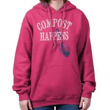 Compost Happens T Shirt Gardening Gifts For Women Gift Ideas Hoodie Sweatshirt
