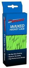 Proguard Waxed Coloured Hockey Skate Laces Ice Inline Roller Skating Ice Hockey