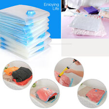 Space Saver Saving Storage Bags Vacuum Seal Compressed Organizer Bag 70x100cm