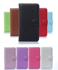 Luxury Flip Cover Stand Wallet Leather Case Skin For Apple iPhone 3 3G 3GS
