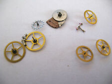 MOVADO BUMPER 115,116,118,205 ASSORTED NEW OLD STOCK MOVEMENT PARTS