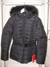 THE NORTH FACE Womens Parkina Down Jacket CX35JK3-M TNF BLACK *SIZE VARIETY* NEW