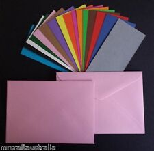 20 x C6 Size Envelopes(114x162mm) 120GSM Quality Envelope choose