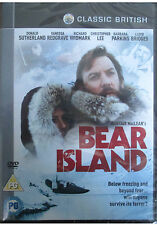 BEAR ISLAND - DONALD SUTHERLAND - NEW / SEALED DVD - UK STOCK