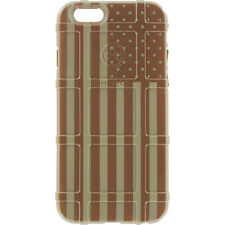 Magpul Field Case for iPhone SE,4,5,5s.Custom US Flag Desert Subdued (Gold, FDE)