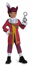 Captain Hook Boys Pirate Costume by Disguise Costumes