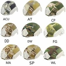 Nylon Protector Tactical Airsoft Fast Helmet Cover Gear For OPS-CORE BJ PJ MH GY
