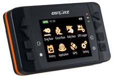 Qstarz LT-6000S Colour screen GPS 10Hz Lap Timer