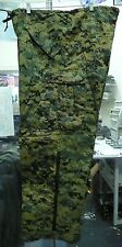 USMC WOODLAND MARPAT APEC UNIFORM PANTS TROUSERS GORE-TEX SMALL MEDIUM LARGE NEW