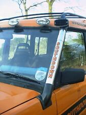 Land Rover Snorkel Discovery 200/300 TDi / V8 Unpolished