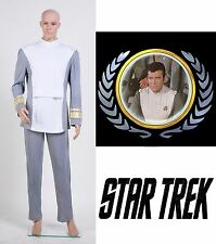 Star Trek The Motion Picture Admiral Kirk Uniform Costume Cosplay Halloween