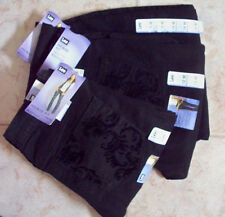 NEW Sz 8M SOLD OUT $54 Lee LOWER ON THE WAIST Black Stretch Women BootCut Jeans