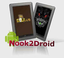 Nook Color MIUI Rooted Android 2.3 Bootable SD card