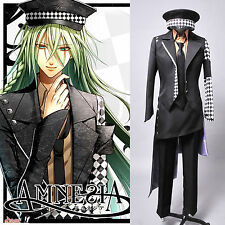 AMNESIA UKYO Uniform Japanese Anime Cosplay Costume Halloween Party  Gift