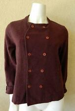 NWT CP Shades Cabernet BISTRO JACKET from Sundance Catalog  80% Off Retail!